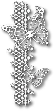 Memory Box Silver Springs Butterfly Die