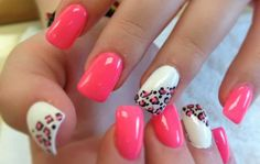 Elegant Short Nail Designs For College Girls 2014
