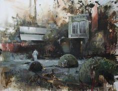 Ana Cristea Gallery: 2Oliver Clegg, Daniel Pitin, Nicola Samori