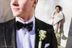 Creative Wedding Portrait   Hoffer Photography   Modern Philadelphia Wedding Photographers
