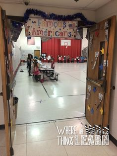 Where the Wild Things Learn: The Big Reveal: Famous American Projects! 3rd Grade Social Studies, Social Studies Classroom, Teaching Social Studies, History Projects, School Projects, Biography Project, Wax Museum, Project Based Learning, Teaching Strategies