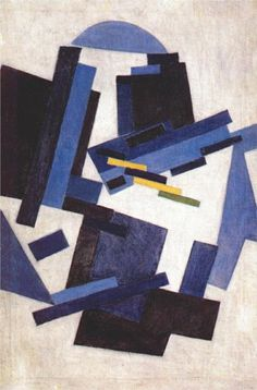Abstract Composition, 1910 by Olga Rozanova. Abstract Geometric Art, Art Archive, Russian Art, Art Plastique, Art Reproductions, Oeuvre D'art, Lovers Art, Illustration, Contemporary Art
