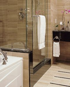 Sofitel Montreal Golden Mile  ( Montreal, Canada )  Every guestroom has a marble bathroom, a rainfall showerhead and L'Occitane products. #Jetsetter