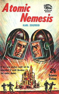Looks British. Funny. Now 'nemesis' is entering the vocab of the average six-year-old.