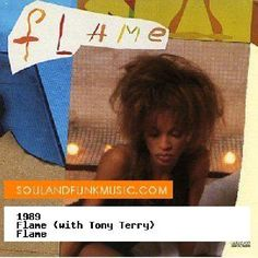 Flamme * Mit Tony Terry - On The Strength