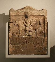 [CELTIC] Epona altar. Gaulish.