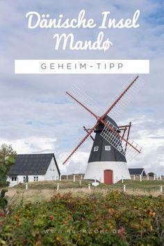 Tagesausflug auf die einzige dänische Gezeiteninsel, Geheimtipp für alle Dänemark-Fans, ruhig, naturbelassen, Wattenmeer #dänemark #mandö #römö