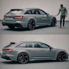 A imagem pode conter: carro Audi A6 Rs, Audi Rs5, Audi Quattro, Audi Wagon, Fast Sports Cars, Sport Cars, Peugeot, A3 8p, Trucks
