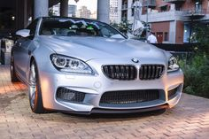 2014 BMW M6 Gran Coupe #windscreen