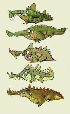 Crocodile hunter Alison Donato.  Toothy grins!