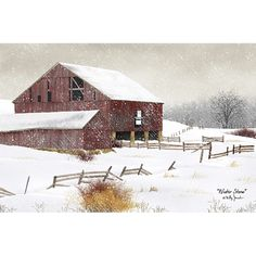 Winter Storm--Billy Jacobs