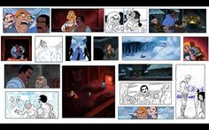 """So I've been teasing an """"upcoming Hammer of the Gods project"""", with bits of animation-like imagery for a few weeks.  I'm pleased to announce that we have been working on a full-sized Hammer of the Gods graphic novel... for the past 7 months!   I wrote the script as a love note to barbarian fantasy and other genres that are dear to me.  But I knew it was just words on paper until I found a visual team who could fulfill a very specific and original vision: to bring the world of Punch-Out to…"""