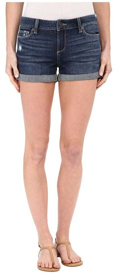 Paige Jimmy Jimmy Shorts in Atticus (Atticus) Women's Shorts - Paige, Jimmy Jimmy Shorts in Atticus, 1226712-2348-W2348, Apparel Bottom Shorts, Shorts, Bottom, Apparel, Clothes Clothing, Gift, - Street Fashion And Style Ideas