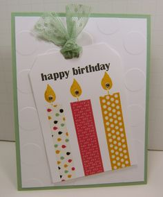 More pictures from my Sept Stampin Class Projects. www.personally4u.blogspot.com