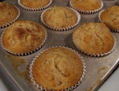 muffin alle pere con yogurt
