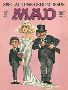 Mad magazine, July 1966