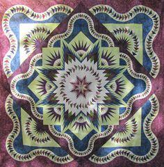 Judy Neimeyer Technique of the Month by Canton Village Quilt Works