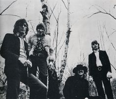 Pink Floyd in the late 1960s