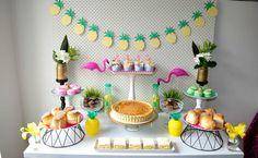tutti frutti party styling - Google Search