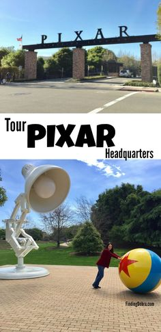 Tour PIXAR Headquarters with me! My trip to Emeryville CA was incredible - see the pictures and the stories and get some Cars 3 scoop too!