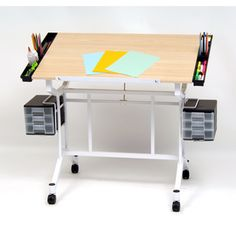 Found It At Wayfair Studio Designs Pro Craft Station Wood Drafting Table