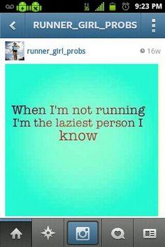 Running probs