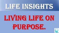 """Life Insights -Living life on purpose. """"There is no greater gift you can give or receive than to honour your calling. Mind Power, Insight, Purpose, Mindfulness, Life, Awareness Ribbons"""