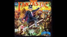 Elton John- Captain Fantastic And The Brown Dirt Cowboy (Full Album)