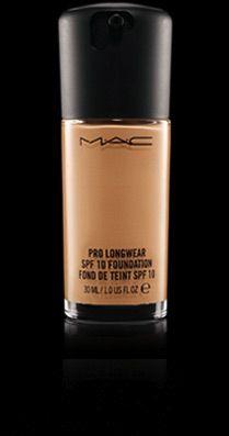 Pro Longwear Mac Foundation