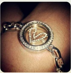 The NEW Locket Bracelet coming this Fall! :-)