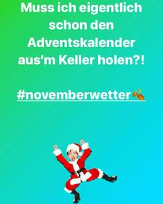 #november No Vember, Snoopy, Fictional Characters, Weather, Advent Calenders, Fantasy Characters