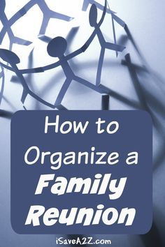 Anyone that has had to organize a family reunion knows the difficulties. Differing schedules and attitudes are only half the story. Here are some tips!