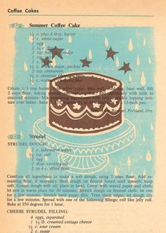 From Betty Turbo-  This gave me an idea for old recipe book printmaking....