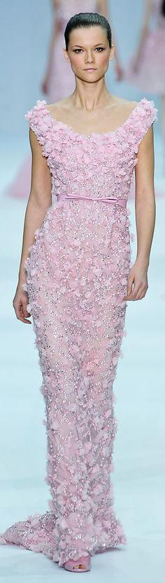 Elie Saab - Couture Spring 2012