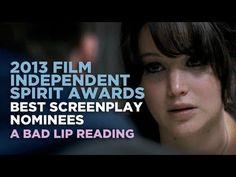 Bad Lip Reading Of Film Independent Spirit Awards - #funny