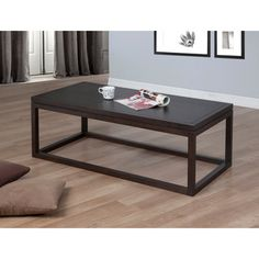 Studio Halifax Finish Coffee Table | Overstock.com Shopping - Great Deals on Coffee, Sofa & End Tables