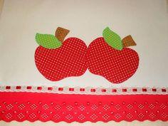 Panos De Prato - Frutas 4