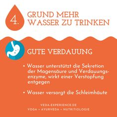Wasserkur mit HydraMax Ayurveda, Lunge, Personal Care, Water Cycle, Drinking Water, Human Body, Self Care, Personal Hygiene