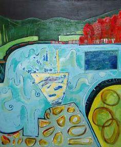 Charlie O'SULLIVAN - Artists Harbour Gallery