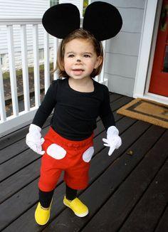 Disfraz de Mickey Mouse