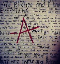 -A  pretty little liars pll