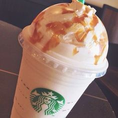 """Butterbeer Frappuccino from Starbucks:   19 Of The Best """"Secret"""" Fast Food Menu Items"""