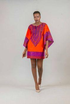 Robe courte de malaika