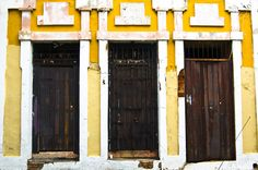 """Portals of Mortality"" Gialla – Old San Juan, Puerto Rico by Leanne Staples on Flickr."