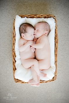 Newborn Twin Photography: if I have twins!