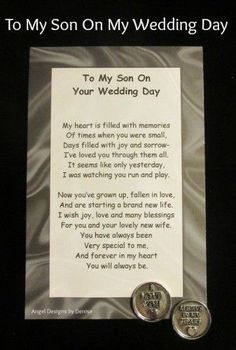 New wedding day gifts rehearsal dinners 59 Ideas Wedding Tokens, Wedding Cards, Wedding Speeches, Wedding Favors, Wedding Gifts, Wedding Songs, Wedding Centerpieces, Party Favors, Wedding With Kids