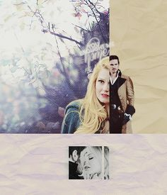 Captain Swan ♡ You Brought Me Home