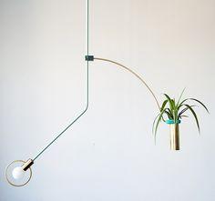 designer canadese autodidatta lampade Jean-Pascal Gauthier Memphis oggetti recupero luci   Lancia Trendvisions