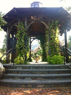 Tower Hill Botanic Garden in Boylston, MA