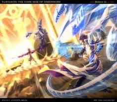 Yu gi oh Dark Side of Dimension. Kaiba Yugioh, Yugioh Yami, Yu Gi Oh, Dark Side Of Dimensions, Otaku, Ultimate Dragon, Monster Cards, Anime Crossover, White Dragon